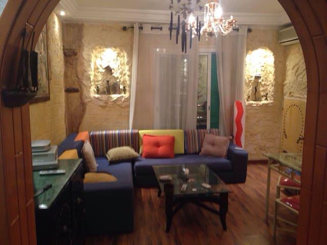 s+2 style arabesque a yasmine hamamet tunisie - Yasmine Hammamet - Apartamento