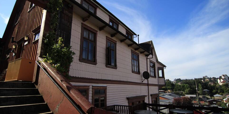 Casa Colonial Alemana, Zona Típica de Puerto Varas