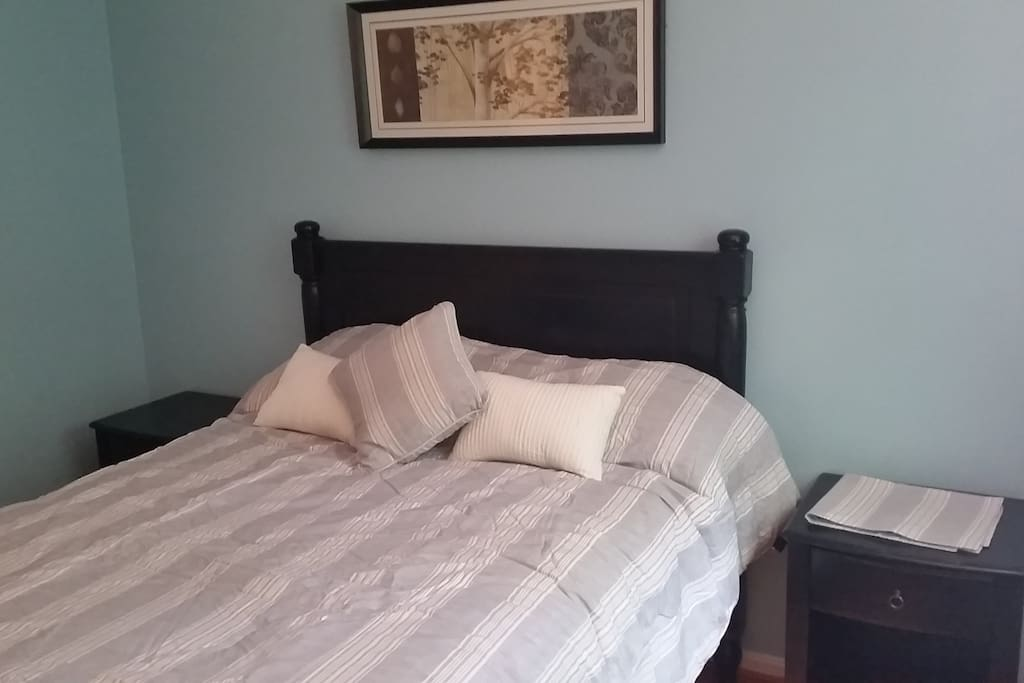 bedroom Pic from a different view.