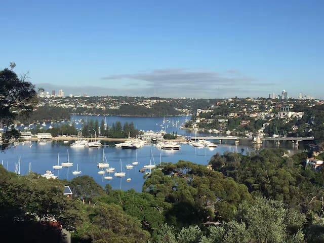 悉尼北区-独立水景Studio!