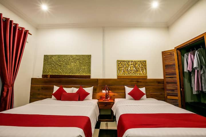 Deluxe Double/Twin Room no Breakfast Free Pick-up