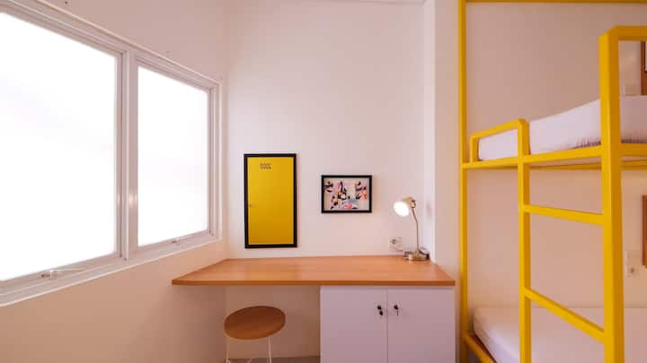 Triple Room (Female Only) at Caricia Hostel