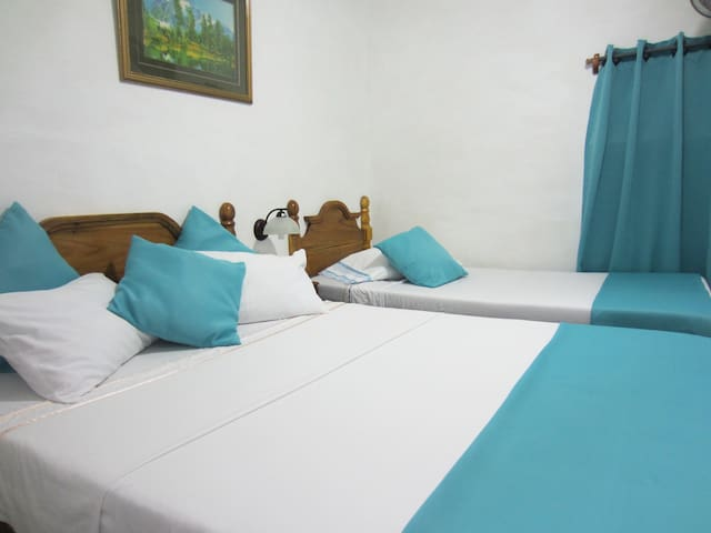 Hostal Lourdes: Apartamento independiente