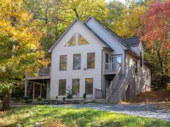 3 Story home in the heart of Wintergreen Mountain