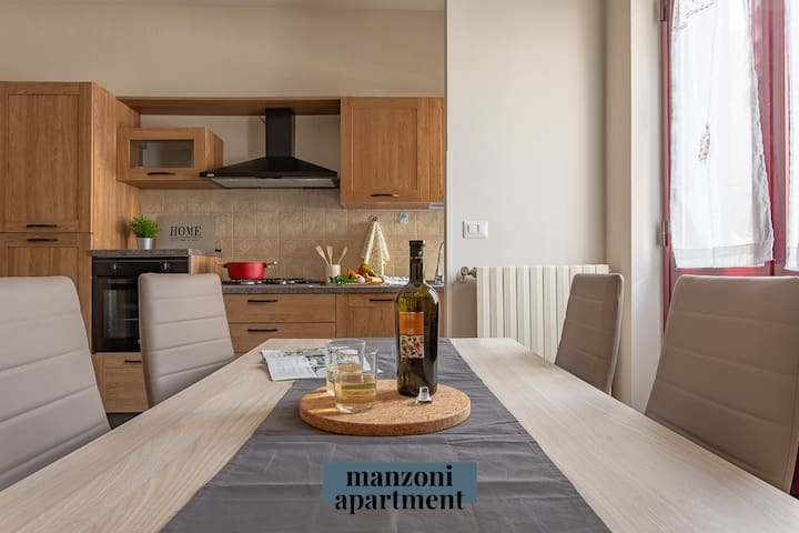 Manzoni Apartment