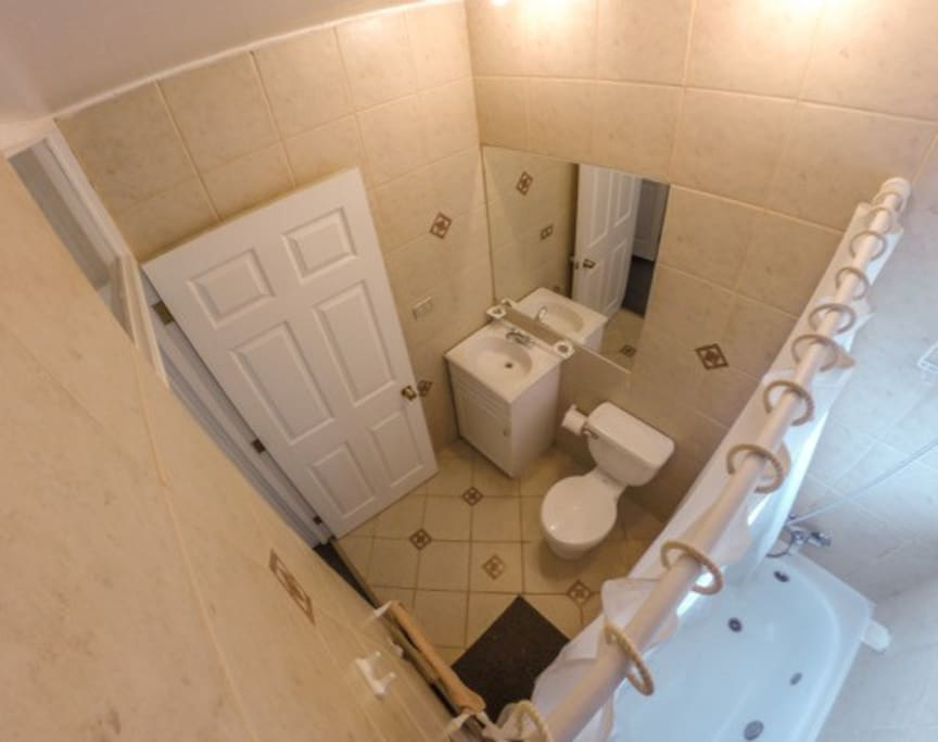 Baño habitación matrimonial