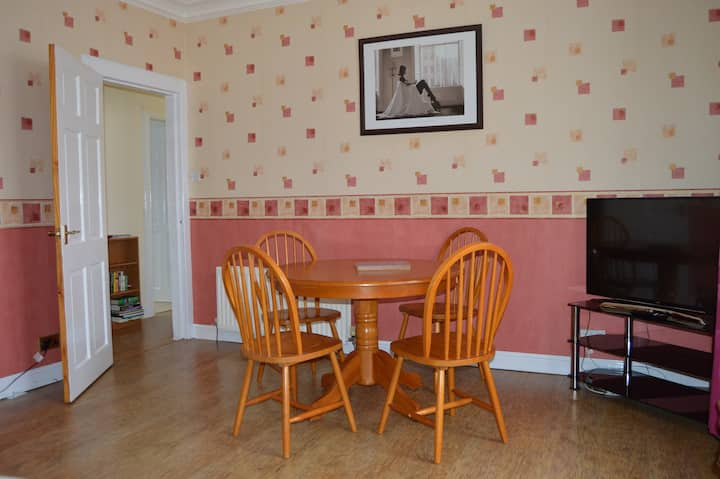 Two Bedroom Apartment, Kirkcaldy