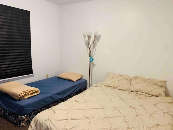 Comfortable 1 Bedroom Suite  #3