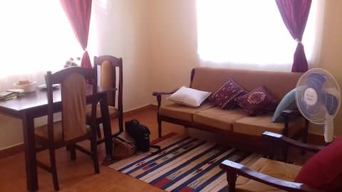 The desert villa - your private home in Lodwar