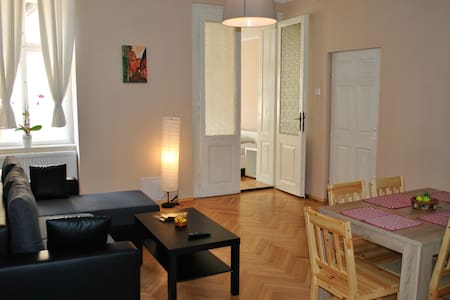 Apartament Ocnei - Large & central - Sibiu - อพาร์ทเมนท์