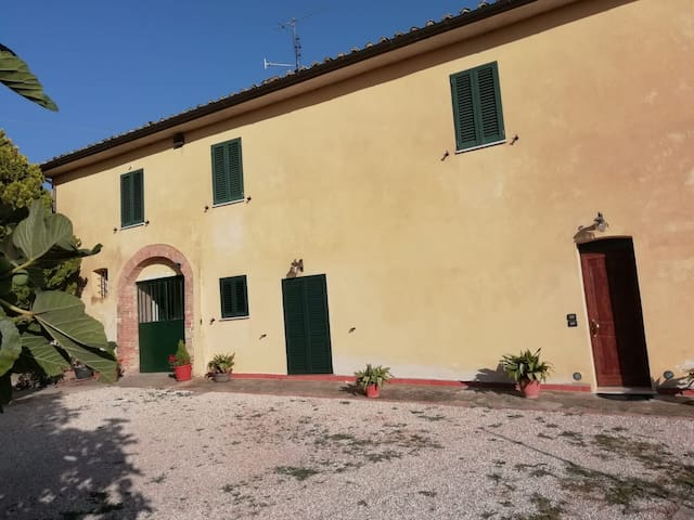 A casa di Francesca ad un passo da Perugia