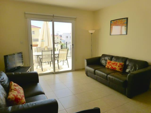 Nissi Golden Sands D5 A1 - Ayia Napa - Apartament