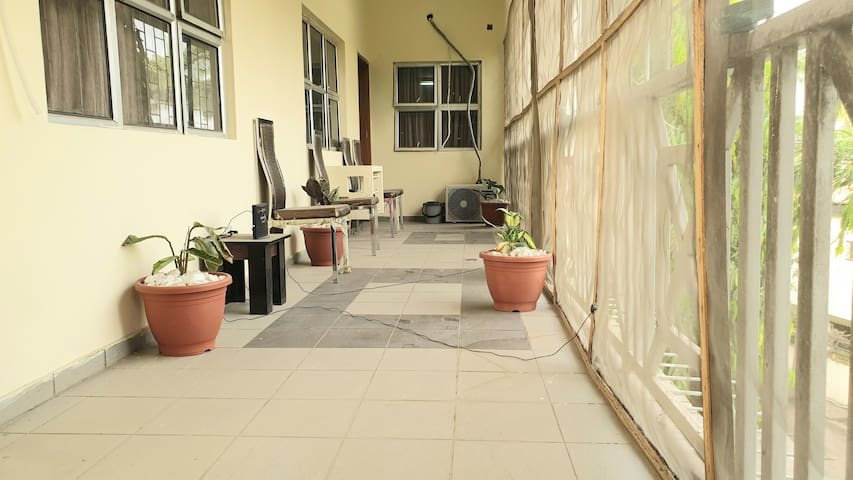 Cozy and Private Room in The City Center, Wuse 2.