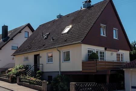 Appartement douillet près de la forêt à Haslach