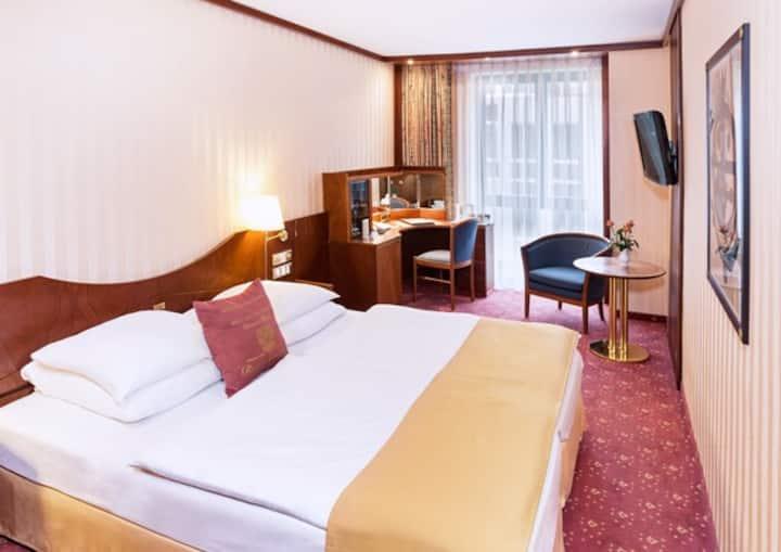 Best Western Premier Grand Hotel Russischer Hof (Weimar) - LOH07322, Einzelzimmer Komfort