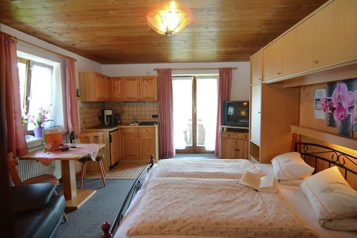 Jolie maison de vacances près des pistes à Bad Bayersoien