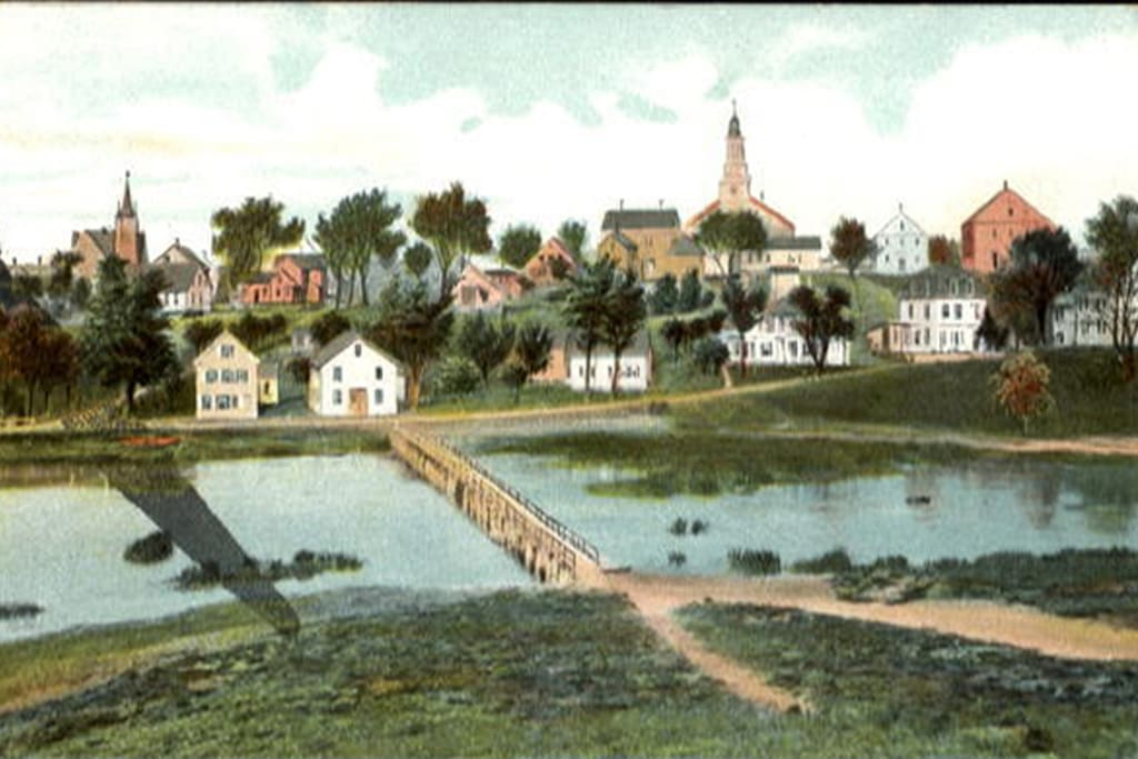 Uncle Tim's Bridge / Our Home in the 1800s