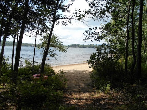 Give Yourself a week at the lake at Fern Woods