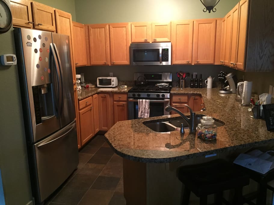 Fully Equipped kitchen`
