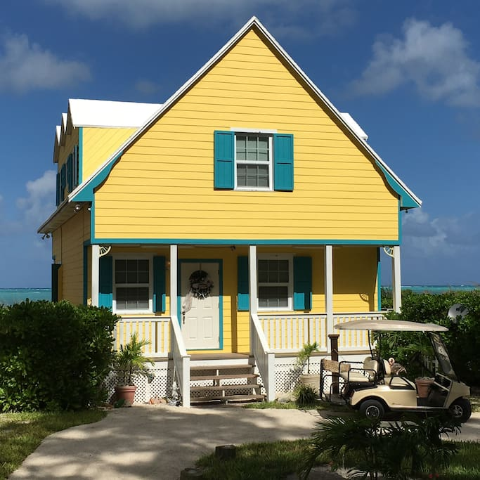 Ocean dreams stunning white beach houses for rent in for Beach houses for rent in bahamas