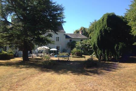 Un cadre verdoyant! - Vineuil - Haus