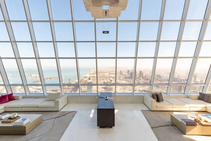 Unmatched Luxury Penthouse in Dubai Marina
