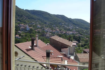 Mountain retreat near Amalfi and Naples - Pianillo - Byt