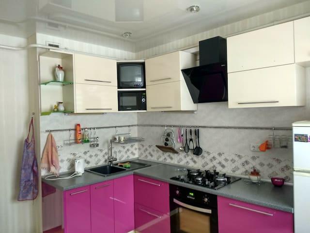 Уютная квартира в спальном районе ул. Яна Чечета