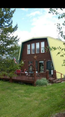 Fishing Dream! Near West Yellowstone! Cute Cabin!