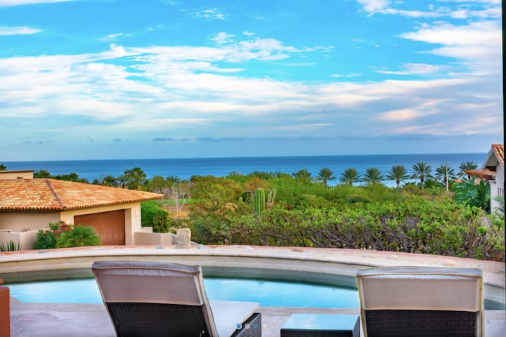 CABO DEL SOL 4 BEDROOM ONE STORY HOME  OCEAN SIDE