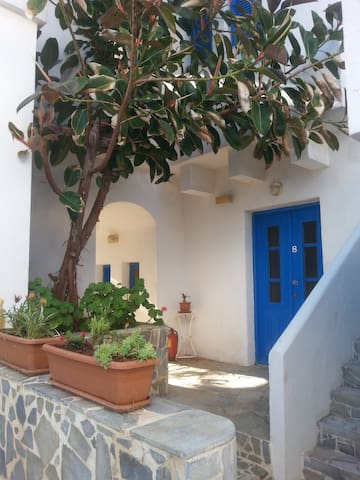 1 BR apt. directly on the ocean, up to 3 guests