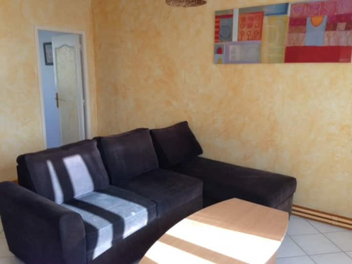 Flat from 64 m2 near from Tours