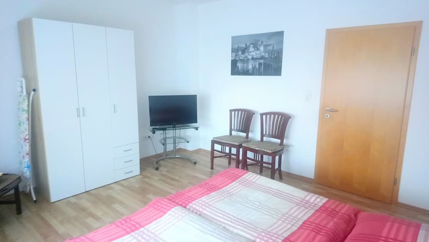 Siershahn - 2 Zimmer-Appartment + Dusch-Bad - 33qm