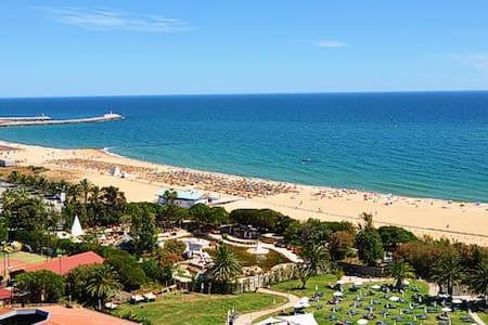 1 Bedroom 2min beach w/  Pool- Marina Vilamoura - Quarteira