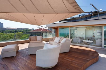 Exquisite 3BR Loft with stunning view in Besiktas