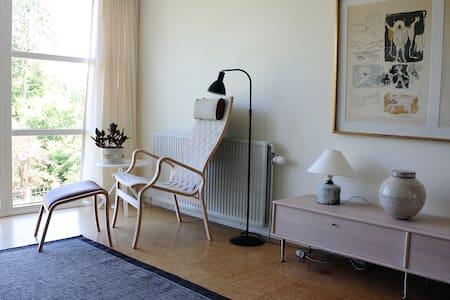 Bed and Kitchen i kunstnermiljø - Nykøbing Sjælland