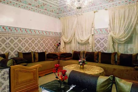 Appartement tout confort free Parking, free WIFI - Meknes - Apartamento