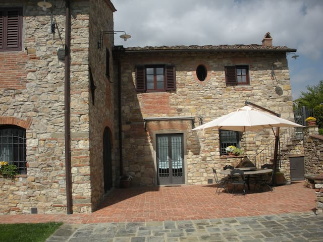 Florence - Country house with pool - Bagno a Ripoli - Ev