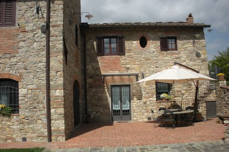 Florence - Country house with pool - Bagno a Ripoli - Talo
