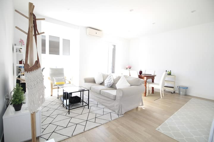 EASO - Central apartment + Ozone and hydroalcohol