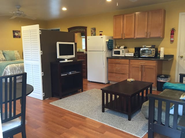 Separate In-Law Suite in Carrboro - Carrboro - Apartment