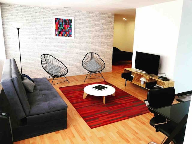 Beautiful apartment in the heart of Roma & Condesa