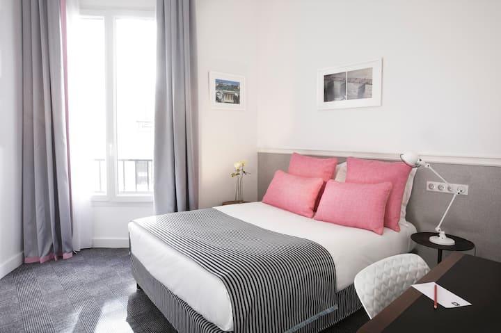 Hotel Monterosa *** Double room - FREE Breakfast