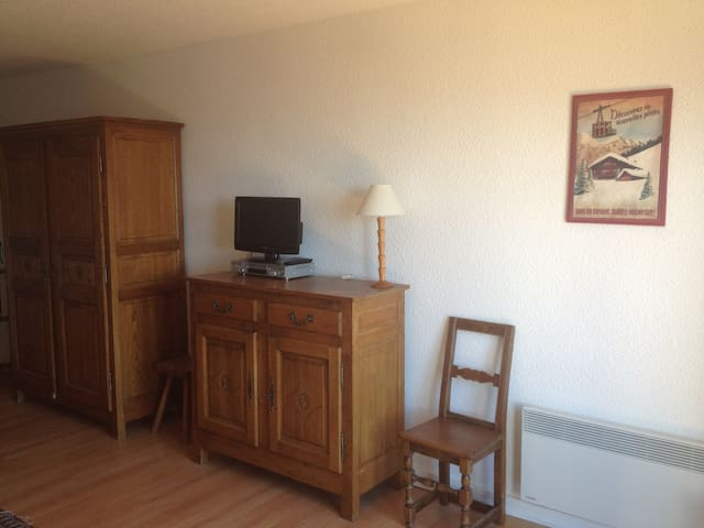 Appartment in La Rosiere 1850, French Alps, Ski - Montvalezan - Apartemen