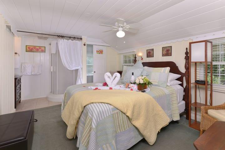 The Botanical Room at Laurel Springs Lodge B&B