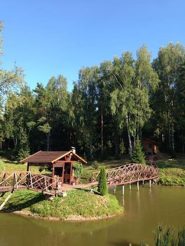 Коттедж в живописном месте - Зубцов - House