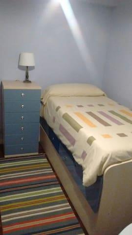 Acogedora habitacion individual - Larrabetzua - Byt