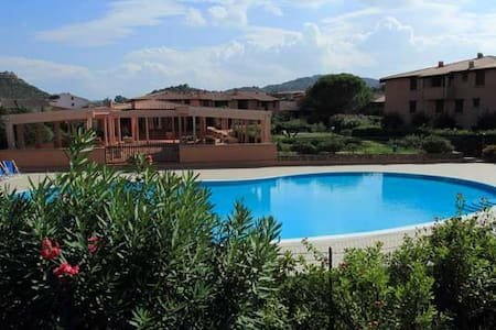 Appartamento Porto Rotondo Res Bouganville piscina