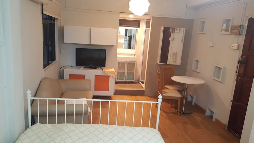 MASTER SUITE 8@HOLLAND VILLAGE MRT/INSEAD/NUH