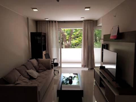 Condo in Villamorra, 2 bedrooms